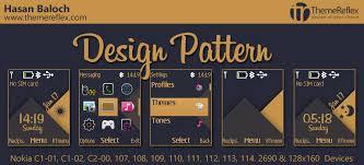 theme maker nokia 2690 design pattern theme for nokia c1 01 c1 02 c2 00 107 109 111