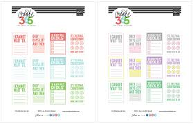 printable planner pages for 2015 countdown free planner printables amanda rose zelli