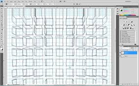 Writing On Graph Paper Remove Graph Paper Lines In Photoshop Youtube