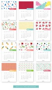 the best free 2017 printable calendars fat mum slim