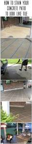 Patio Paint Concrete by Best 25 Patio Flooring Ideas On Pinterest Outdoor Patio