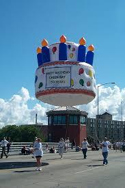 helium parade balloon 14 u0027 birthday cake helium parade balloon