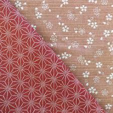 tissus motif paris tissus couleurs japon