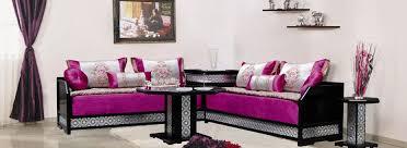 canapé orientale moderne comment décorer un salon marocain moderne salons marocains