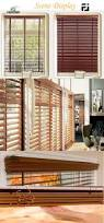 fangju best price high quality moisture resistant faux wood blinds