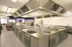 commercial kitchen equipment layout