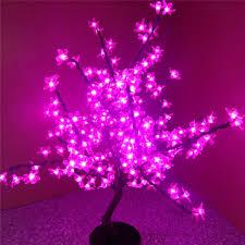 christmas tree flower lights 2015 led cherry tree light pink led 1 5m 480leds cherry flowers led
