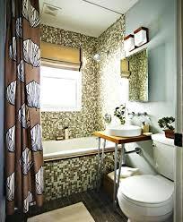 Bathroom Shower Curtain Ideas Shower Curtain Ideas For Small Bathrooms Openpoll Me