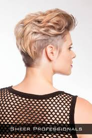 look at short haircuts from the back short hairstyles for round faces to get the slim look on face
