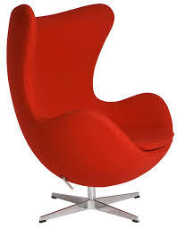 Enclosed Egg Chair Arne Jacobsen Style Egg Style Chair Style Swiveluk Com