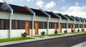 Row House Model - ecoverde sierra indahag cagayan de oro gerarda galeon