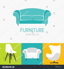 royalty free sofa business sign set vector template u2026 324226541