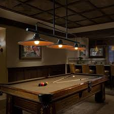 rustic pool table lights creative ls for your home decoration it s your best choose