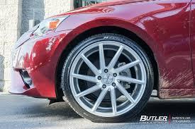 lexus is vossen lexus is with 19in vossen cvt wheels exclusively from butler tires
