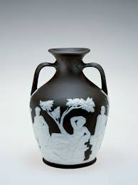 Wedgwood Vase All About Glass Corning Museum Of Glass