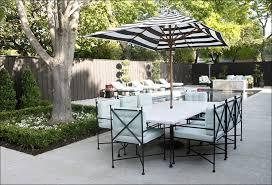 fresh yellow striped patio umbrella 25440