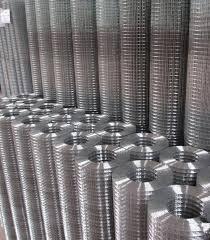 2017 1 2 x 1 2 16g 3ft x 30m stainless steel 304 weld mesh plain