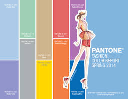 pantone fashion week report designers pick their spring 2014