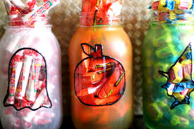 halloween frosted mason jars my crafty spot when life gets