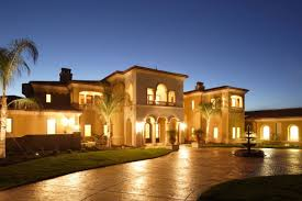 Most Luxurious Home Interiors A Huge New Luxury Home At Sunset Softosd
