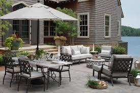 Black Cast Aluminum Patio Furniture Summer Classics Outdoor Furniture U2014 Oasis Pools Plus Of Charlotte