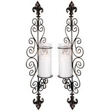 Wall Sconces Candles Holder Wall Sconce Candle Holder Wayfair