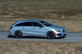 mercedes cla45 amg for sale 2015 mercedes amg 45 shooting brake review review autocar