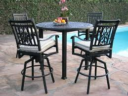 Bar Patio Furniture Clearance Chairs Bar Patio Chairs Bar Patio Furniture Hton Bay Swivel