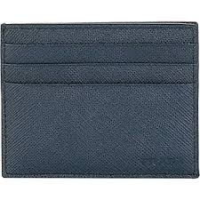 Embossed Business Card Holder Prada Business Card Holders For Men Browse 58 Items Stylight