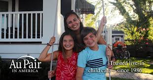 Featured Au Pairs Available Now - Aupair care family room