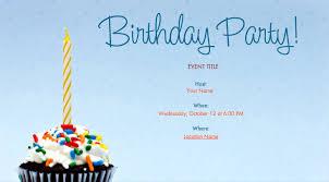 birthday invites charming birthday invitations ideas