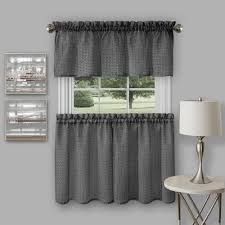 Black And White Window Curtains Decoration Curtains Sunflower Kitchen Curtains Small