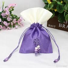 sachet bags 2017 sachet gift bags silk fabric bags drawstring cotton bags