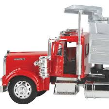 kenworth dump truck amazon com die cast truck replica kenworth dump truck 1 32