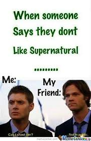 Memes Supernatural - supernatural 3 by floydmangasrbija meme center