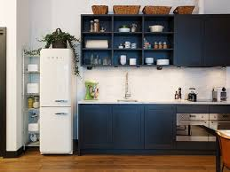 Navy Kitchen Cabinets by Navy Blue Kitchen Navy Blue With White Kitchen Cabinets Navy Blue