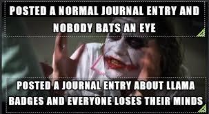 joker mind loss meme by birdietalk on deviantart