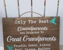 great grandparent etsy
