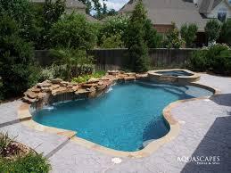 spa u0026 pool renovations aquascapes houston texas