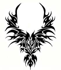 best 25 tribal wings ideas on pinterest tribal phoenix tattoo
