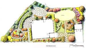 emejing house landscape plan images 3d house designs veerleus