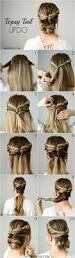Easy Hairstyle Tutorials For Long Hair by 792 Best Hair Tutorials Images On Pinterest Hairstyles Beauty