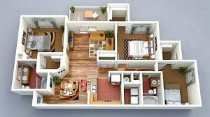 floor plan 3d house building design house floor plans 3d 3 bedroom house floor plan floor plan 3d