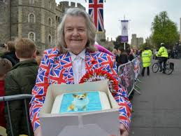 meet the monarchists who went to see the queen on her 90th