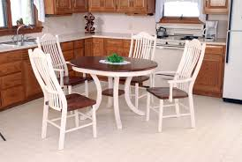 White Distressed Kitchen Table - Distressed kitchen tables