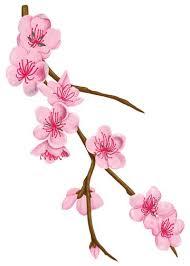cherry blossom branch vintage floral temporary tattoo tatt me