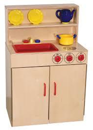 preschool kitchen furniture wood designs 3 n 1 kitchen center office direct com