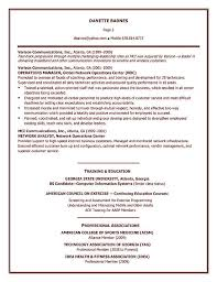 How To Write Continuing Education On Resume Personal Resume Example Profile Resume Examples Profile Statement