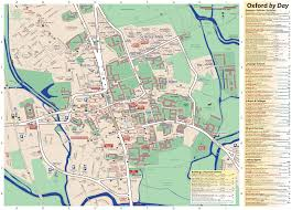 Tourist Map Of New Orleans by Daily Info Your Guide To Oxford Uk Oxford Central Map 2010