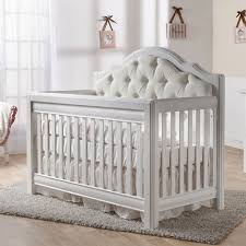White Convertible Crib With Drawer Vintage Baby Cribs Vintage Ba Cribs Goenoeng Freda Stair